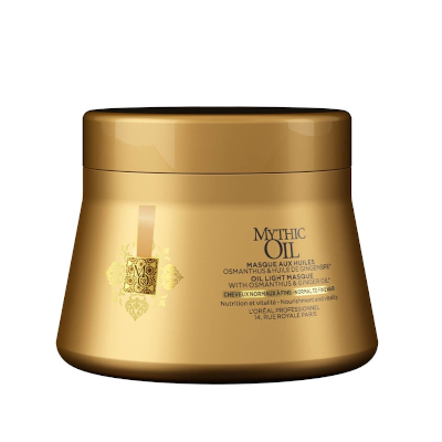 Mythic oil mask