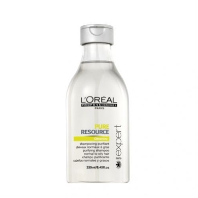 Loreal pure resource oily hair
