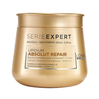 Loreal asbsolute repair mask