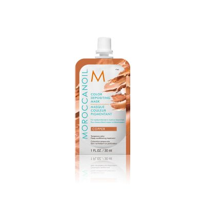 Moroccan oil copper mask